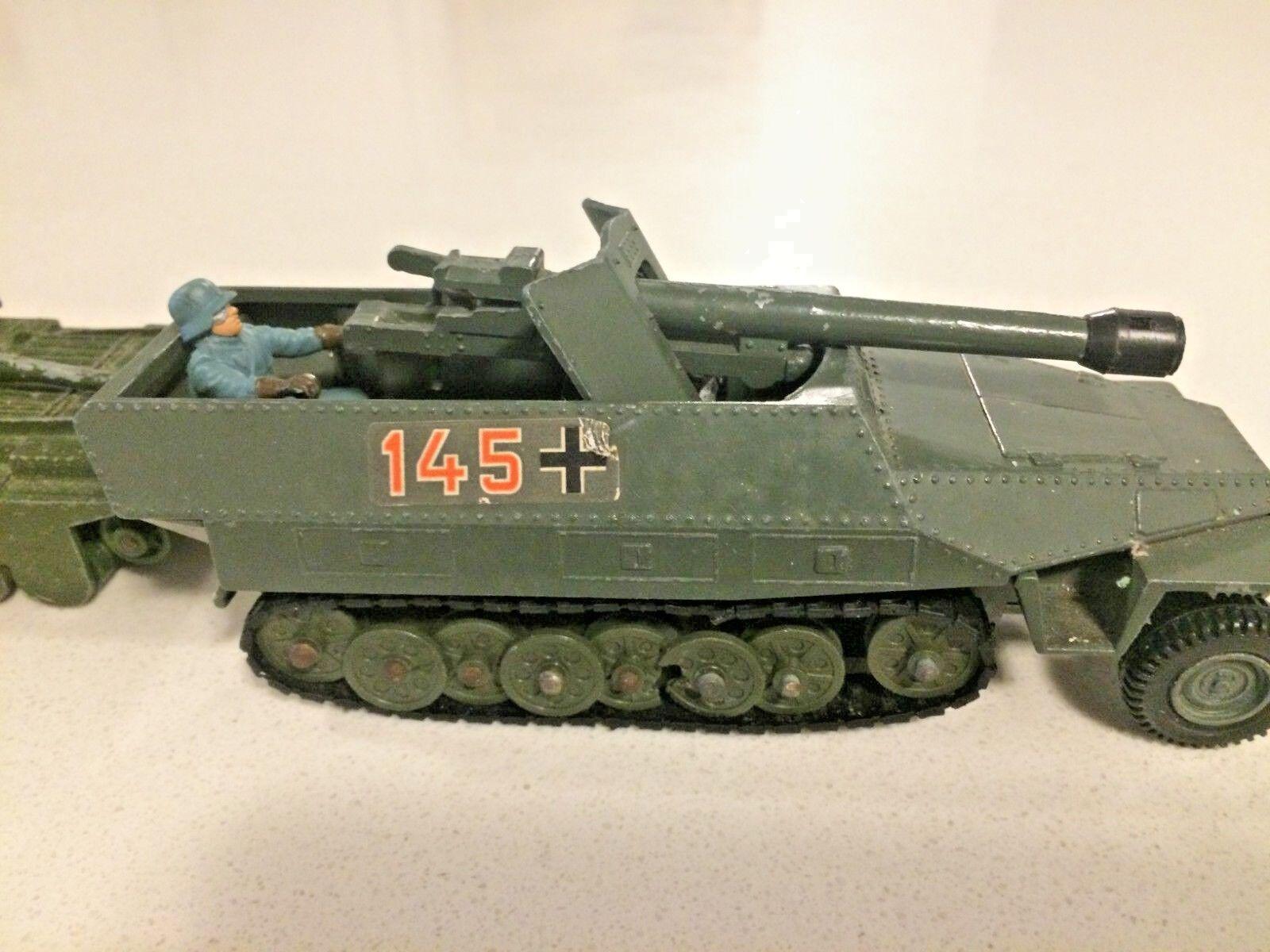 Dinky Ejército Ejército Ejército Juguetes dos fotos 790b38