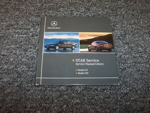 2005 2006 mercedes benz s350 s430 4matic s55 amg service repair rh ebay com mercedes benz s350 manual 2007 mercedes benz s350 owners manual
