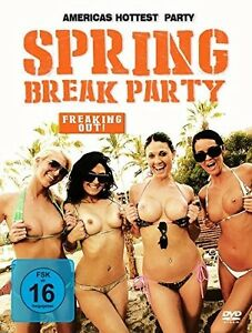 SPRING-BREAK-PARTY-FREAKING-OUT-IN-AMERICA-DVD-NEUF