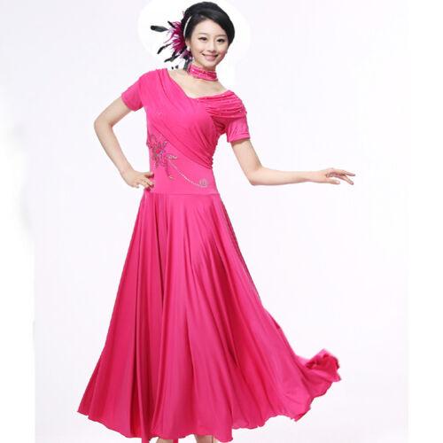 NEU Latino salsa Kleid TanzKleid Standard LatinaKleid Latein Turnierkleid#NN002