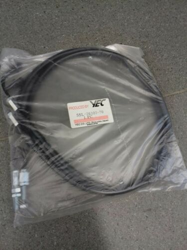 Yamaha YEC/GYTR Quick Action Throttle Cables YZF-R6 2003 - 2005