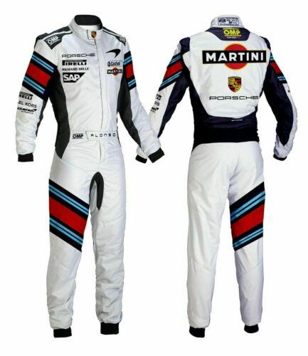 Karting suit Martini Go kart racing suit Level 2 version Kart racing suit