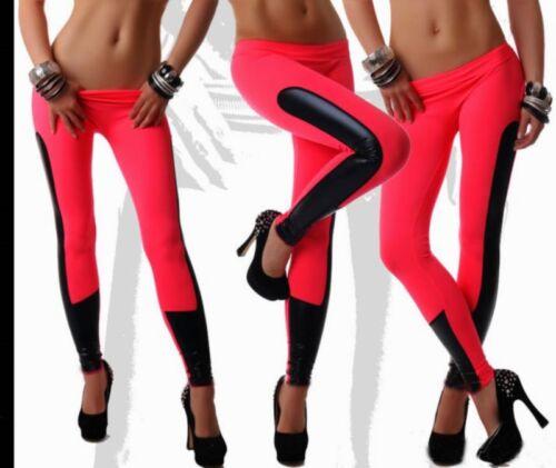 Punk Rock HOT Fashion Stretch Skinny Trousers Leggings Jeggings Pencil Pants T11