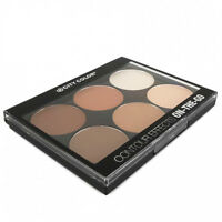 City Color Contour Effects On-the-go 6 Shades Highlighter Bronzer Powder