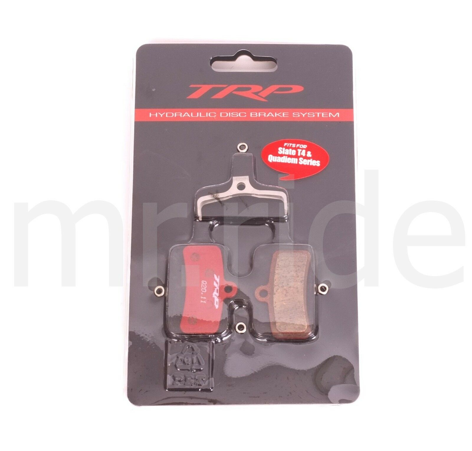 TRP Slate//Quadiem//Quadiem SL Disc Brake Pad Set