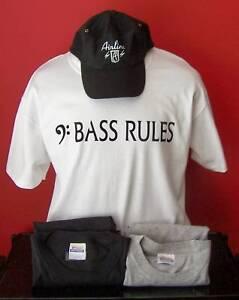 """""""bass Règles"""" Guitar T-shirt Taille Xl-afficher Le Titre D'origine Rvi9wh6o-07180628-480667712"""