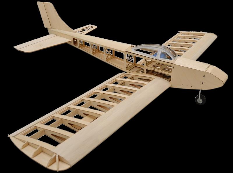 Anner Pro Series RC Taipa 120 aeromodellololismo P04A0