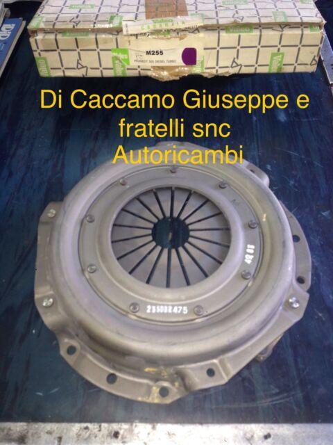MECCANISMO FRIZIONE PEUGEOT 505 TURBO DIESEL DIAMETRO 235 (VALEO M255)