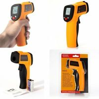 Digital Laser Infrared Temperature Gun Thermometer Thermal Heat Sensor Gauge Ir on sale