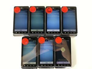 Lot-of-7-Motorola-Droid-3-XT862-Verizon-Check-IMEI