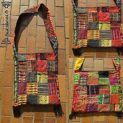 Strandtasche Tasche Bag Indien Inde Goa Hippie Ethno Shopper Sac psy Nepal