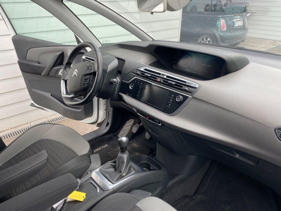 Citroën C4 Picasso 1,6 e-HDi 115 Intensive Van Diesel