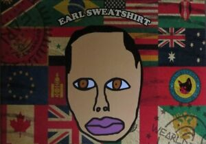 Earl-Sweatshirt-Flags-Poster-Laminated-available-90cm-x-60cm-Brand-New
