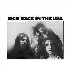 MC5 - Back in the USA [New Vinyl LP] 180 Gram