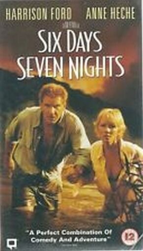 182 VHS  Six Days, Seven Nights (1999)