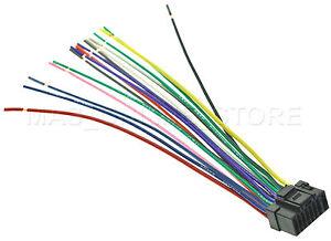 wire harness for alpine iva d300 ivad300 iva d310 ivad310 *ships Alpine Mobile Media Station image is loading wire harness for alpine iva d300 ivad300 iva