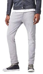 bezahlbarer Preis aktuelles Styling online Shop Details zu G-Star 3301 Slim COJ Lead 51001F.7055.389 - Jeans - hellgrau -  Herren +Neu+