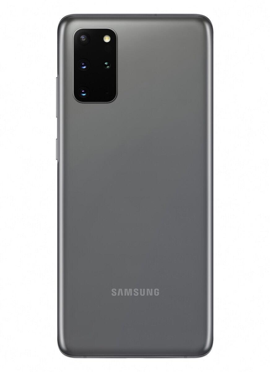 Samsung Galaxy S20+ Plus SM-G985F/DS 128GB 8GB RAM (FACTORY UNLOCKED) 6.7