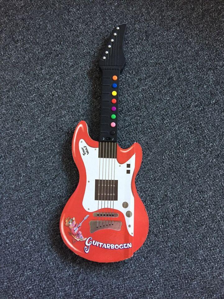 Andet legetøj, Guitarbogen