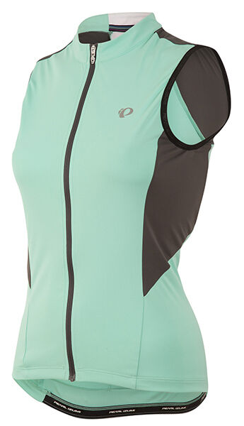 Pearl Izumi 2016 Women's Elite Pursuit SL Sleeveless Bike Jersey  Aqua Mint - XS  brand on sale clearance