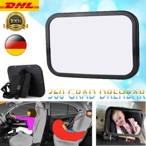 Rücksitzspiegel Baby Kind für Auto Sicherheit Rückspiegel Zusatzspie Spiegel DE
