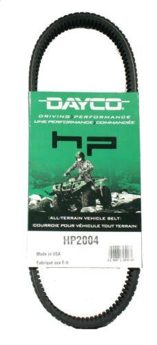 Dayco HP2004 Performance Drive Belt 2003 2004 2005 Polaris Sportsman 600