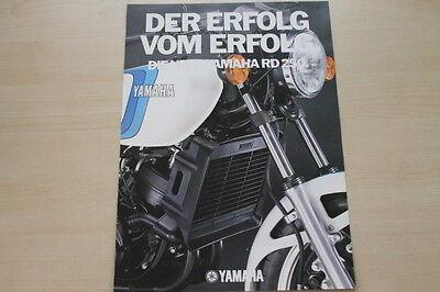 Efficient 165497 Yamaha Rd 250 Prospekt 1980 Parts & Accessories