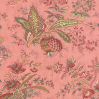 Moda Fabric Hyde Park Blackbird Designs (2760 12) Rose Hips - By 1/2 Yard