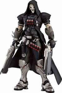 GOOD-SMILE-COMPANY-figma-Overwatch-Reaper-Action-Figure-w-Tracking-NEW