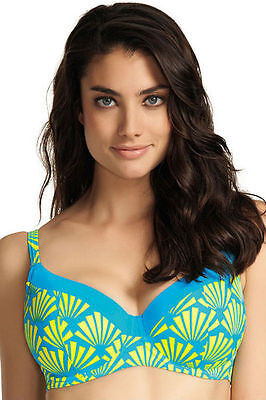 Brand New Freya Fame Sweetheart Padded Bikini Top 3506 Lime Fizz VARIOUS SIZES