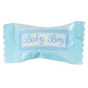blue baby shower party it 039 s a boy buttermints mints candy