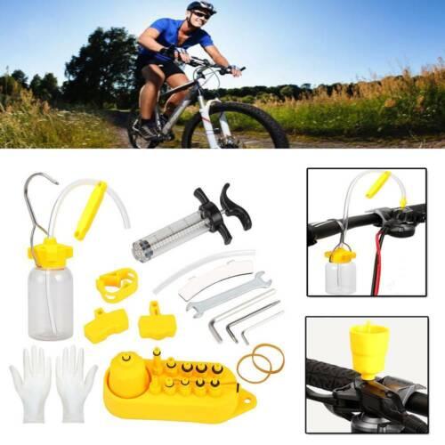MTB Bike Hydraulic Disc Brake Oil Bleed Bicycle Kit For Shimano Tektro Magura