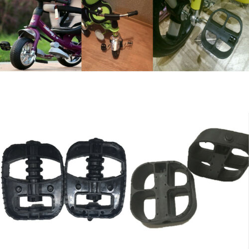 2Pcs Replacement Pedals For Baby Child Bicycle Trike Tricycle Bike Baby Pedal