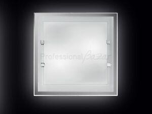 Plafoniere In Vetro Satinato : Plafoniere per bagno lampade murano a soffitto vetro