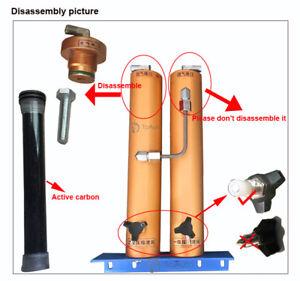 30Mpa High Pressure External Water Oil Filter Separator