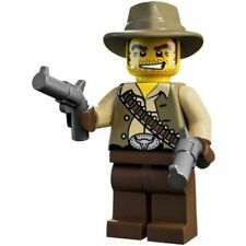 NEW LEGO 8683 Series 1 Cowboy Minifigure /  Rare Sealed Collectible Minifigure