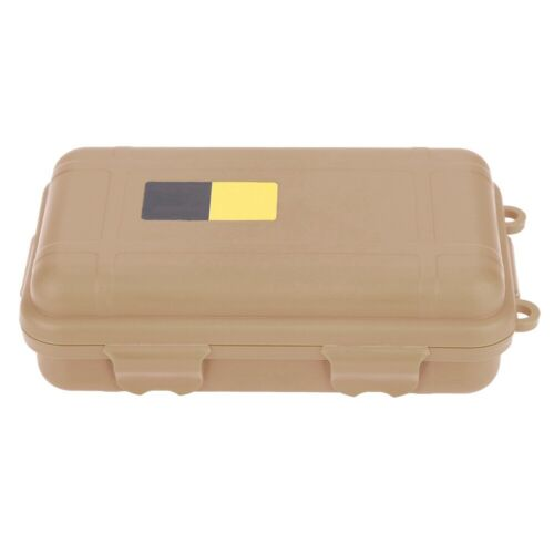 Waterproof Airtight Survival Storage Case Container Fishing Carry Box Outdoor ❤