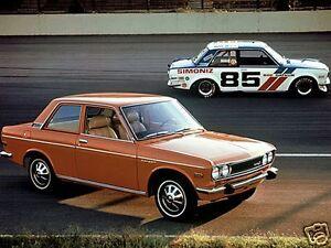 Image Is Loading 1968 Datsun 510 Coupe W Race Ralleye Car