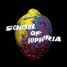 Spleen United School of euphoria (2012, digi, incl. 'Suburbia') [CD]