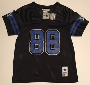 Image is loading NWT-Dallas-Cowboy-Authentic-Apparel-Black-Jersey-Dez- 335bb3890