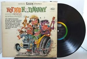 Hot-Rod-Hootenanny-The-Weirdos-and-the-Voice-of-Mr-Gasser-STEREO-ST-2010