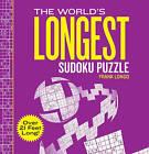 The World's Longest Sudoku Puzzle by Frank Longo (Hardback, 2015)