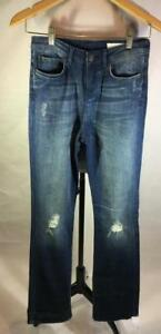 Sass Bide The Colour Craft Women S Jeans High Rise Flare Size 25 New Ebay