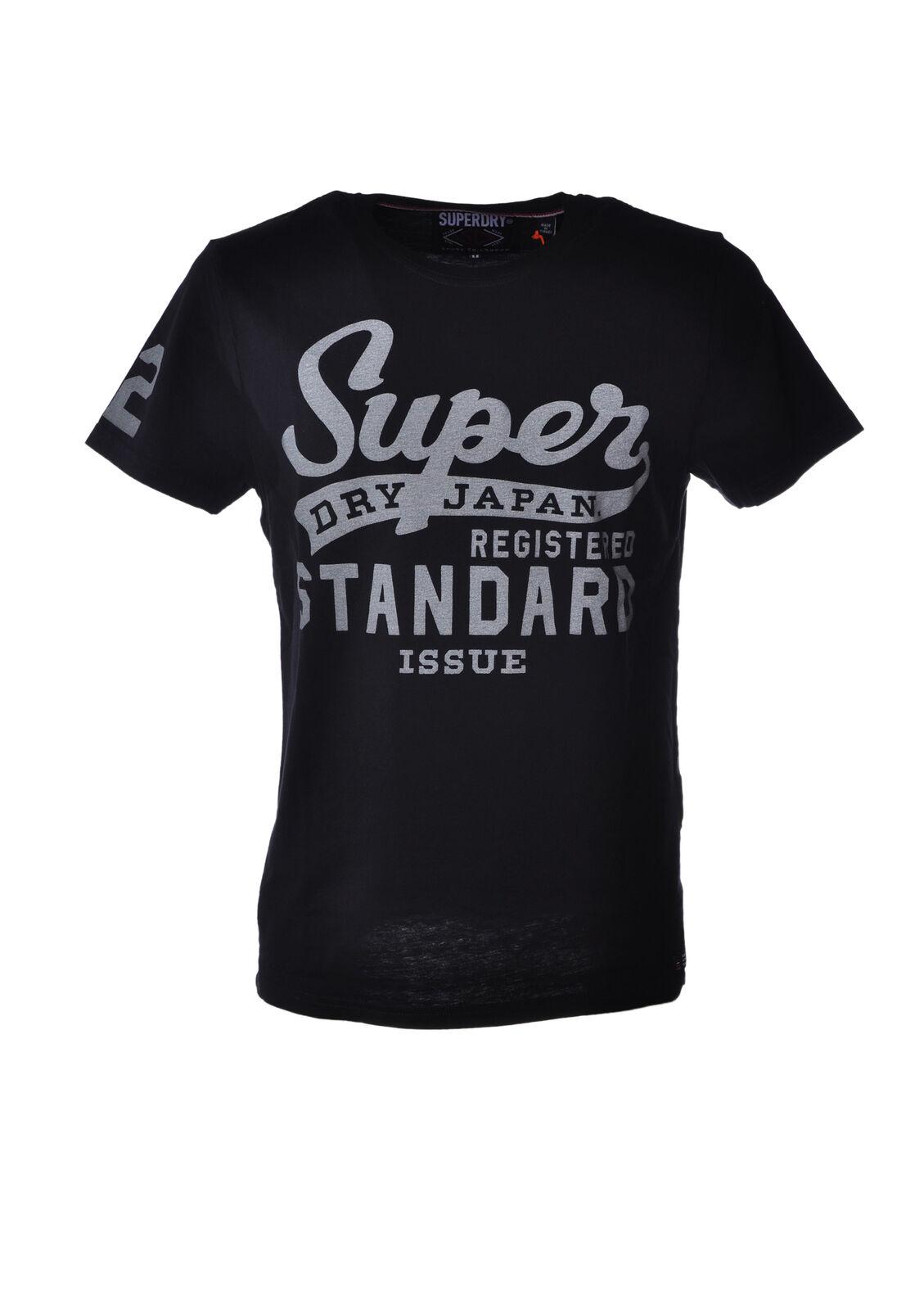 Superdry  -  T - Hombre - Azul - 3477921A184730
