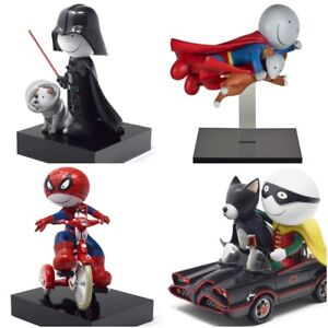 Doug-Hyde-Masters-of-Disguise-Set-of-Limited-Edition-Sculptures