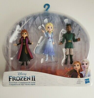 NEW UNOPENED Hasbro Disney Fozen II Anna Figure Ages 3+