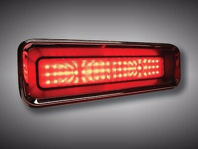 RETRO STYLE 1967 1968 Chevy Camaro RS Sequential LED Tail Light Conversion Kit