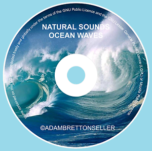 OCEAN-WAVES-CD-RELAXATION-STRESS-SLEEP-AID-CALM-NATURE-NATURAL-SOUNDS