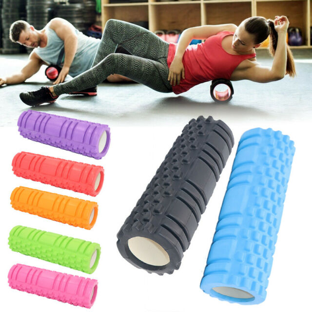 Sports Foam Roller Deep Tissue Muscle Massager Trigger Point For Yoga,Pilates