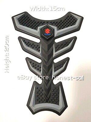 Type 2 3D Rubber Motorcycle Tank Pad Suzuki GSF GSXR GSR Bandit GSX GSX-R